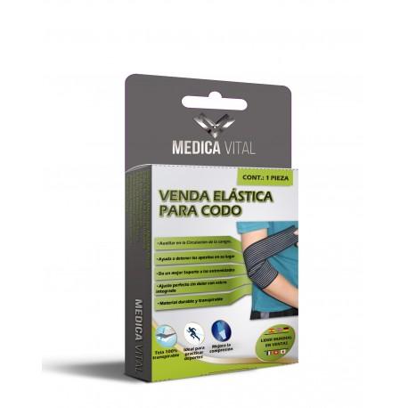VENDA AJUSTABLE ELÁSTICA PARA CODO MV