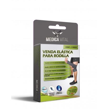 VENDA AJUSTABLE ELÁSTICA PARA RODILLA MV